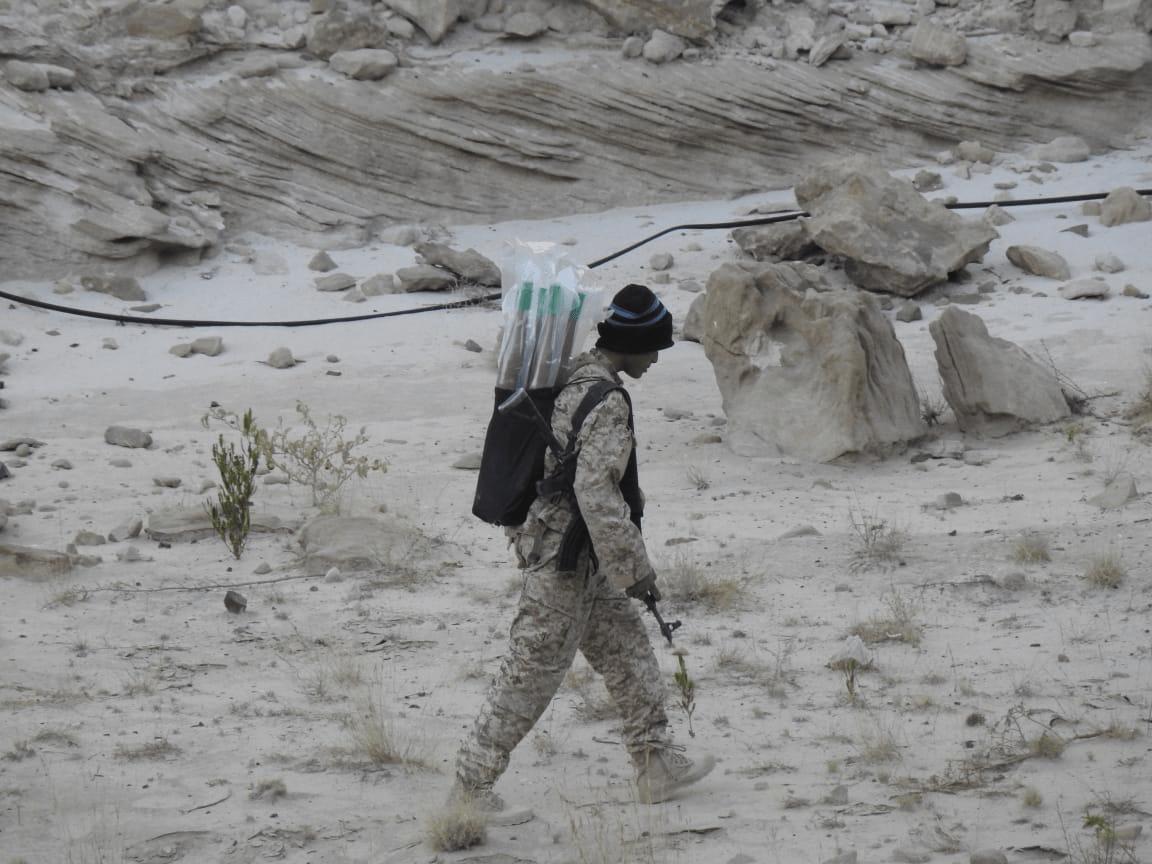 الجيش الوطني يسيطر على مواقع جديدة في باقم شمال صعده
