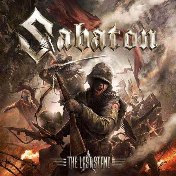 Sabaton - The Last Stand - Album artwork 2016