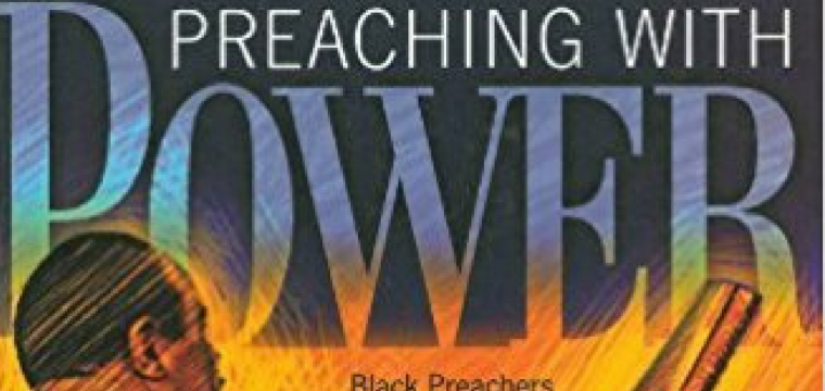 Preaching With Power – Dr. Benjamin Reaves