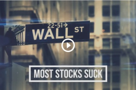 Most Stocks Suck!
