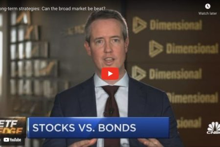 Long-term strategies: Can the broad market be beat?