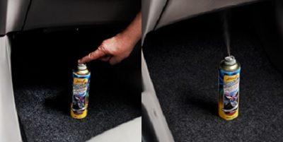 limpeza do ar condionado automotivo