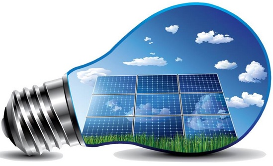 Energia sustentável para o meio ambiente