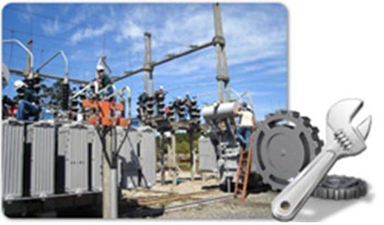 Um detalhe que faz toda diferença é fazer regularmente manutenção na Subestação de alta tensão