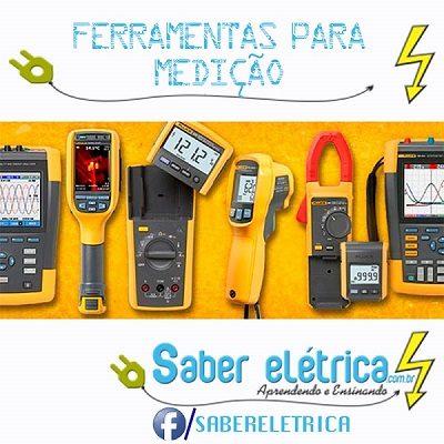 ferramentas medição elétrica