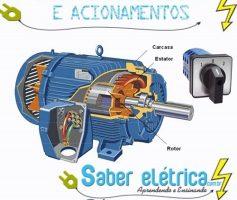 Como Acionar cada tipo de Motor e seus Diagramas de Ligação