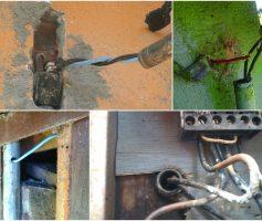 Irregularidades na Medição de Energia Elétrica