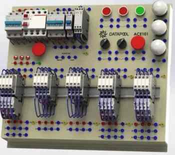 Comandos de Elétrica Integrados à Pneumática: Projetos e Aplicações Práticas