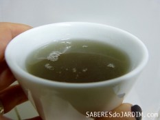 Chá Flores do Shiso Perilla Frutescens
