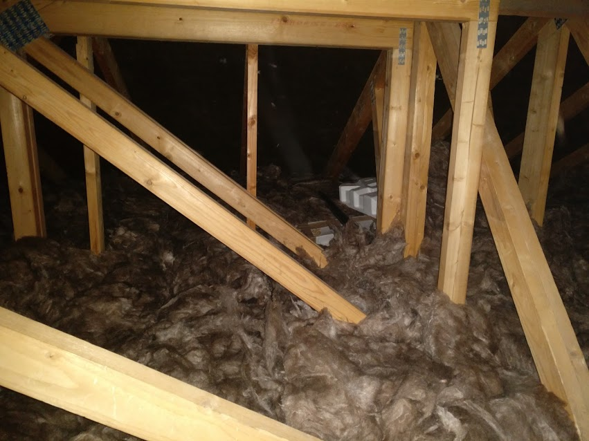 View Larger Image & Attic Insulation Bray from u20ac245 to SEAI grant standard