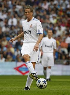 O jogador argentino Fernando Redondo marcou o futebol pela sua qualidade técnica, mas principalmente pela qualidade das suas decisões.