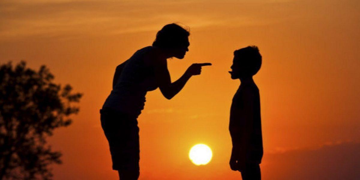 Não importa o que seus pais fizeram, agora o responsável pela sua vida é VOCÊ