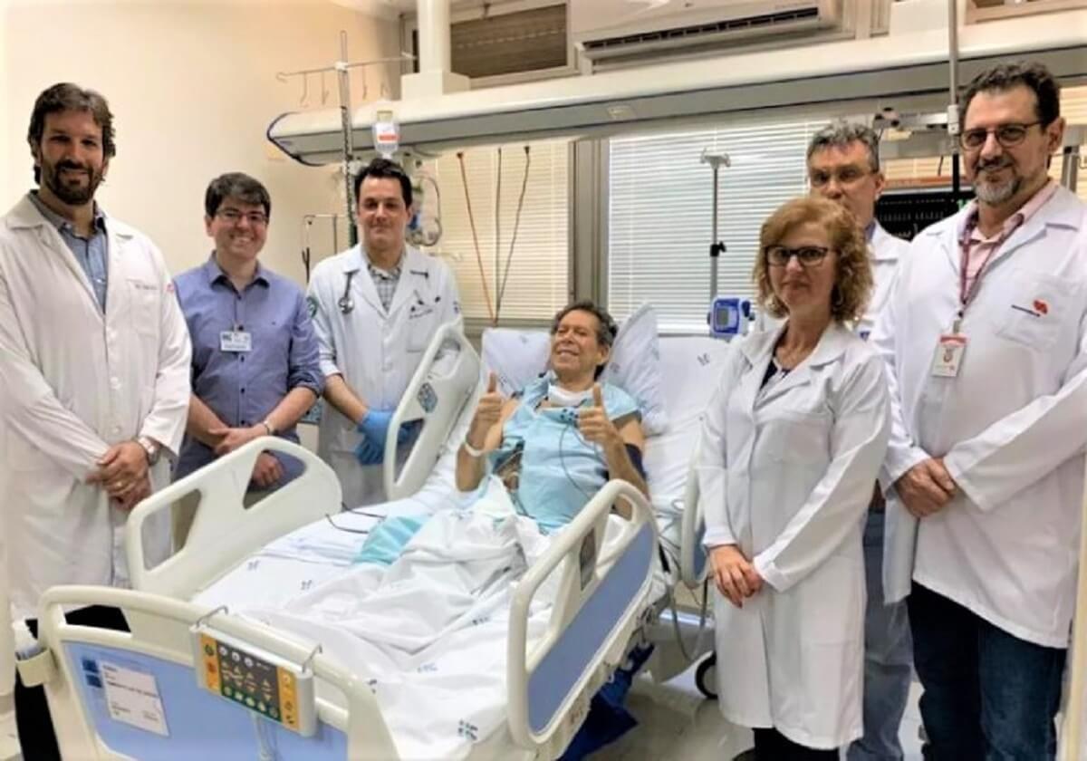 Paciente com cancer terminal está livre da doenca gracas a terapia genética brasileira
