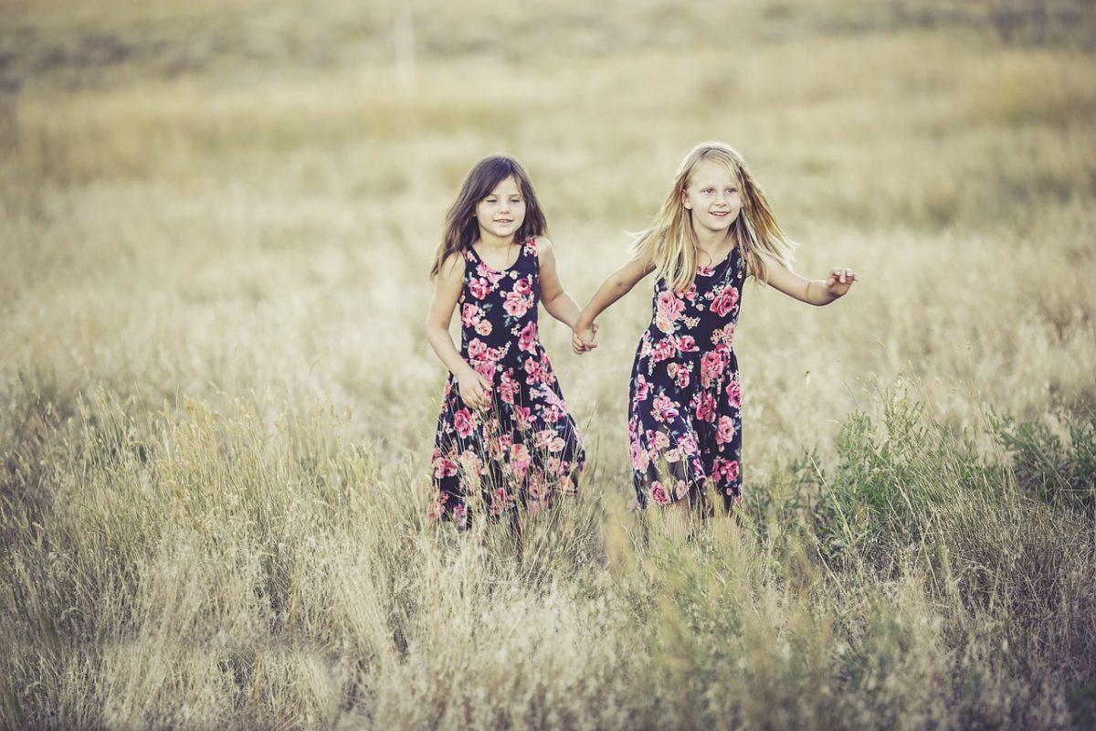Uma irmã é mais do que uma amiga, é a metade de nosso coração