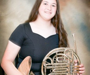 Megan Brockhoff selected to perform with National FFA Band