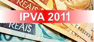 IPVA-2011 - IPVA mais barato no estado de São Paulo