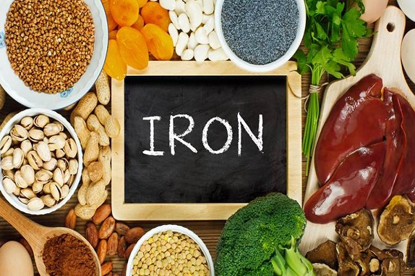 Know What Iron Loss Symptoms