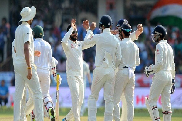 Cape Town Test: India's target of 208 runs