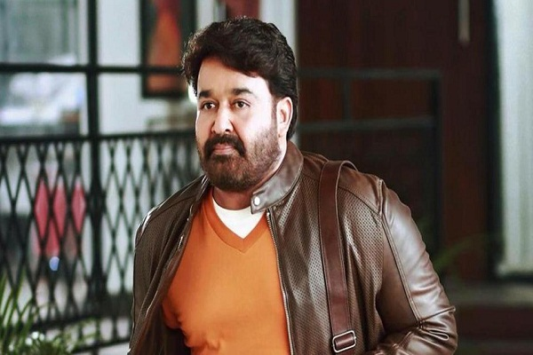 Mohanlal is shooting a new movie in Mumbai