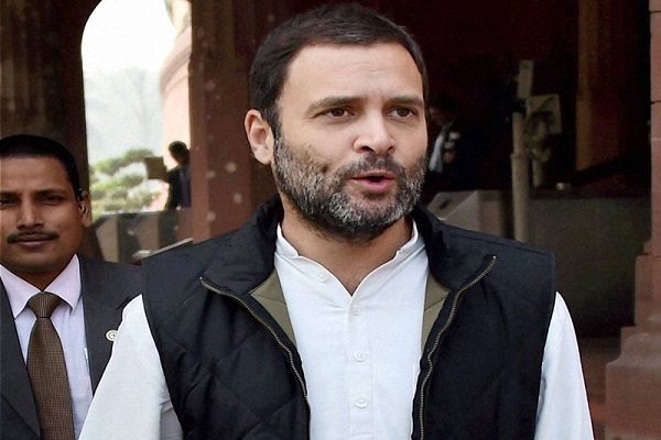 Rahul will launch election campaign in Meghalaya
