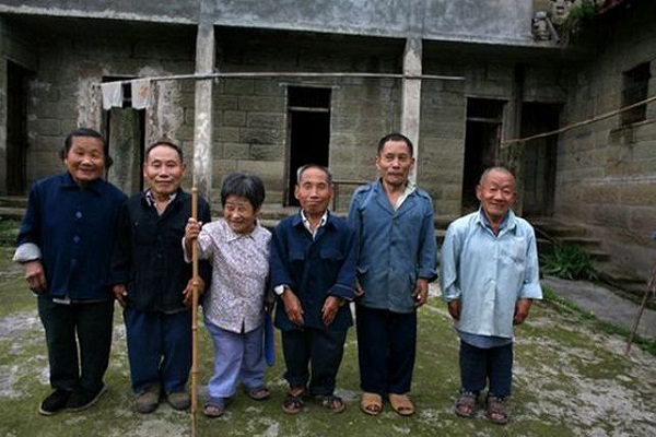 This village of China has 50 percent population dwarf