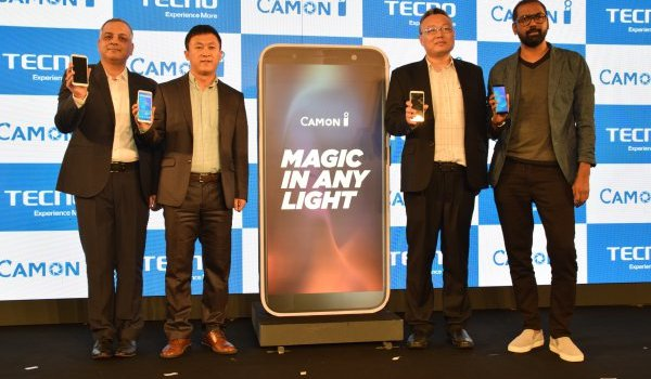 Tecno Camon i with 5.65 inch 18:9 display launched in india