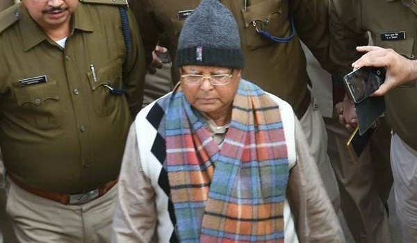 To Lalu's too cold in jail cracker, judge has a quick answer : play tabla