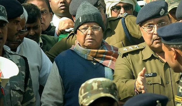 Will die fixing myself for social justice, harmony : Lalu Yadav