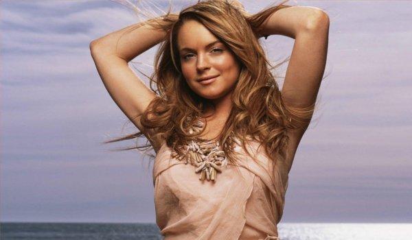 Lindsay Lohan designing her own island in Dubai