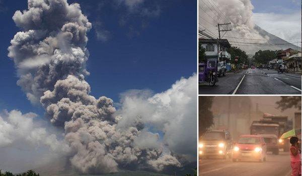 Volcanic eruption at Japan ski resort leaves at least 15 people injured
