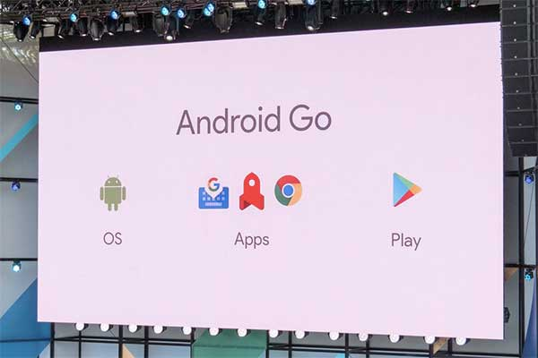 Google and Airtel will present smartphone with Go Edition