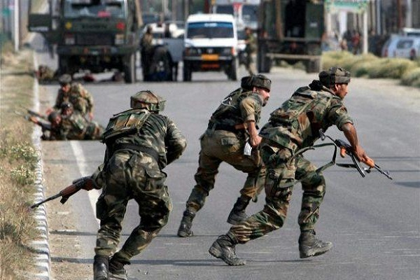 Fails to try potential attack on CRPF camp in Srinagar