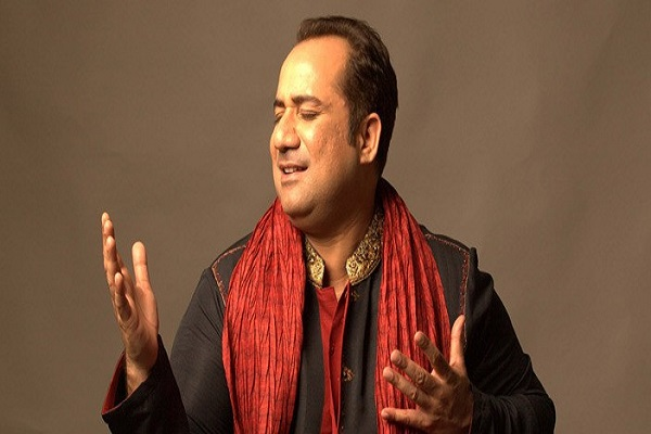 rahat Fateh Ali Khan sang for the new Indian film