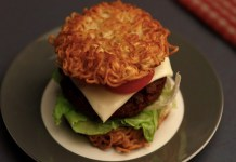 Recipes magi burger