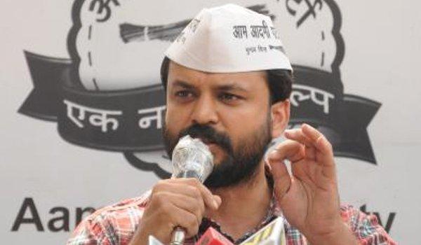 AAP says its leaders manhandled, party volunteers beaten