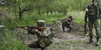 Army foils infiltration bid along LoC in Jammu and Kashmir, 2 terrorists killed
