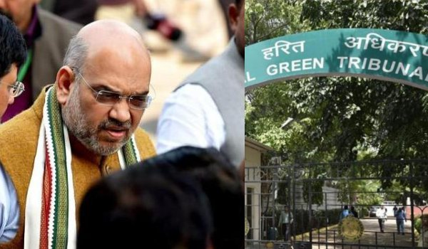 One lakh bikes expected at Amit Shah's Jind rally: NGT seeks govt reply on pollution