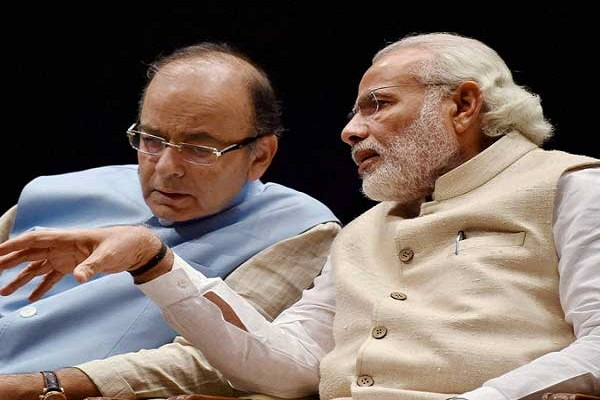Modi, Jaitley knew the country was being robbed: Congress