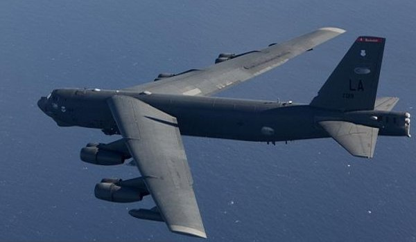 US Air Force B-52 Bomber Unleashes Record-Setting Payload In Afghanistan