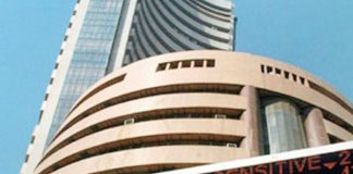 Sensex ends down 236 points, off day's lows