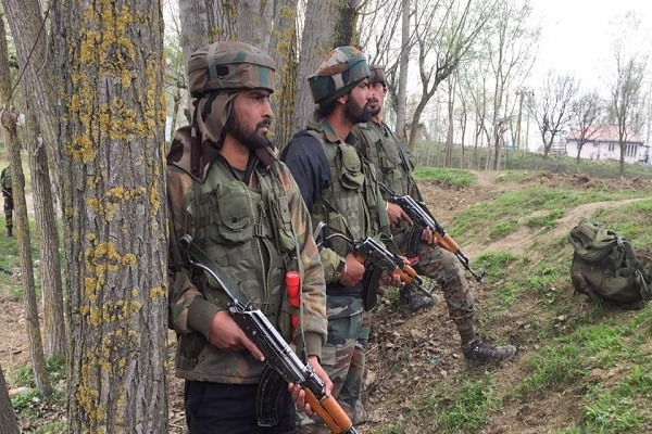 Jammu and Kashmir: Youth wounded in Army firing