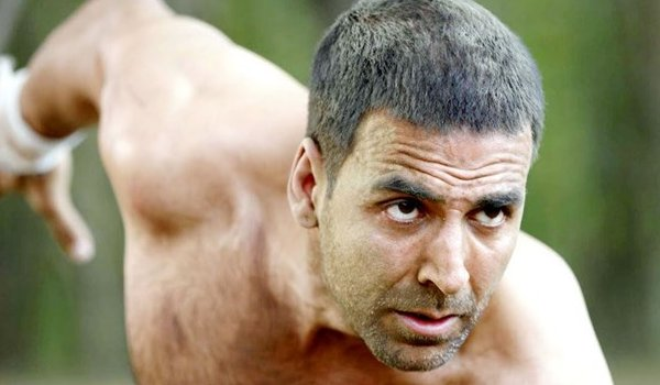 Fitness not about showing off six-pack abs: Akshay Kumar