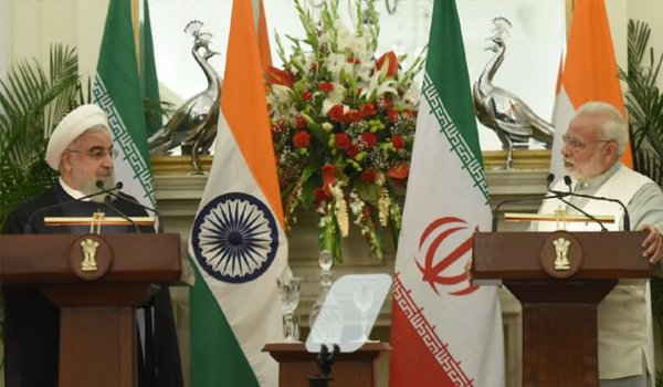 India, Iran sign nine agreements, agree to stop terror forces