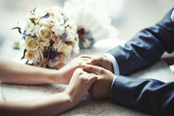 OGG - OMG! This couples became married as soon as they got married