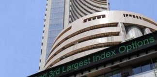 Sensex slumps 407 points on fresh sell off in wall street