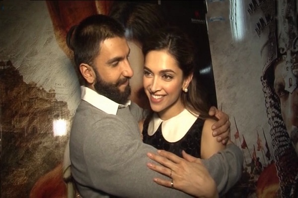 Ranveer expresses love for his love, ready to do anything for Deepika