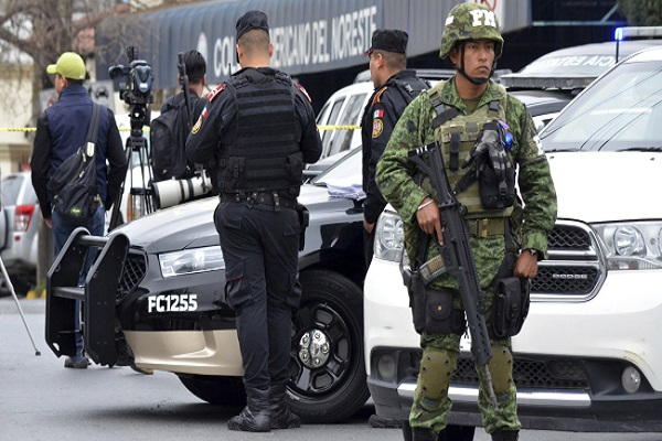 Firing in Mexico, 7 killed