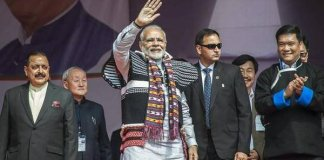 China protests PM Modi's visit to Arunachal Pradesh, says will lodge 'stern' diplomatic protest with India