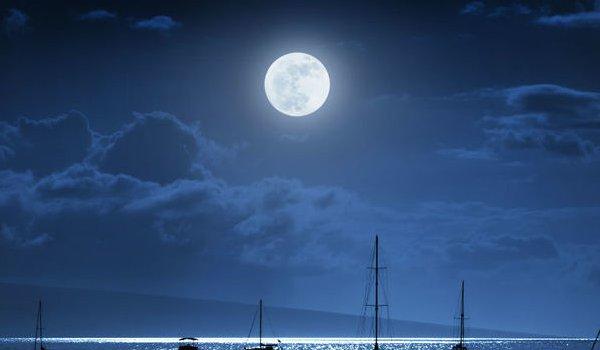 hindu mythology story about super blue moon