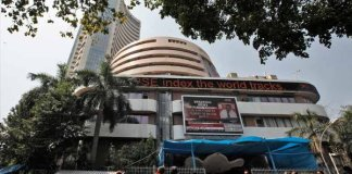 Equities extend slide on global sell-off; Sensex sheds 310 points